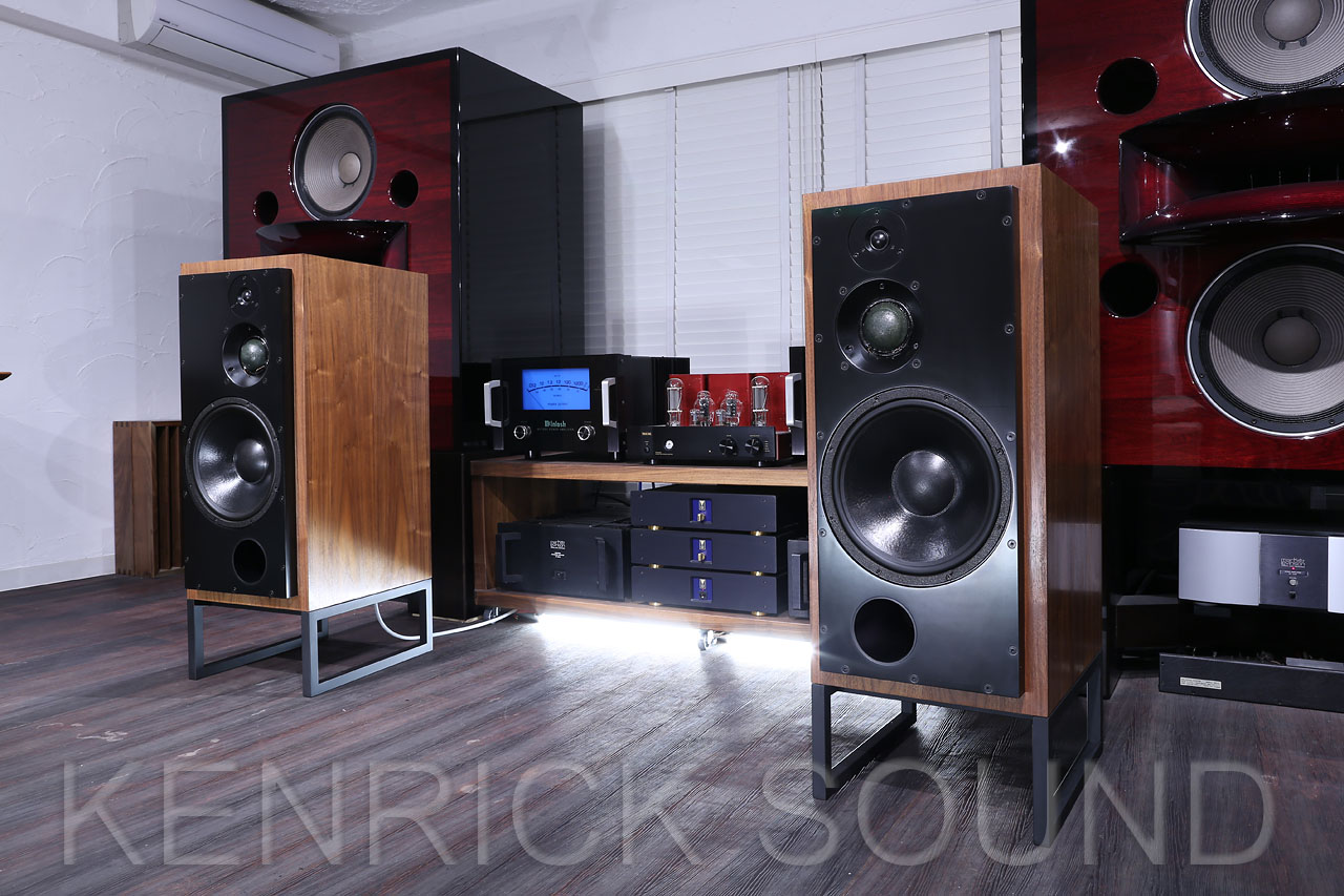 ATC SCM 100P 英国製スタジオ ...